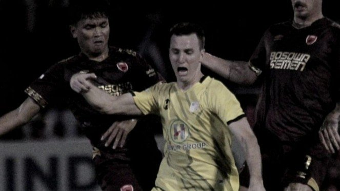 Duel antara PSM Makassar vs Barito Putera di Liga 1 2020.