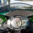 Test ride Kawasaki Ninja ZX-25R