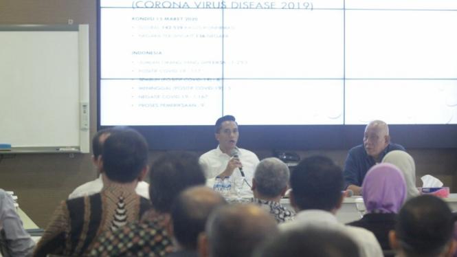 VIVA Media Putus Penyebaran Corona Melalui Work From Home