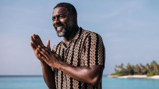 Idris Elba Ungkap Saran Dokter Untuknya yang Positif Corona