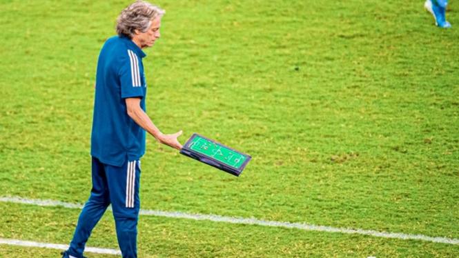 Pelatih Flamengo, Jorge Jesus