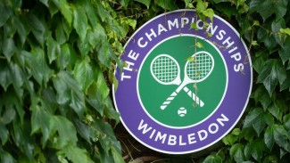 Logo Grand Slam Wimbledon