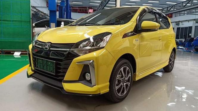Daihatsu luncurkan New Ayla 2020