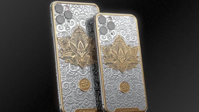 iPhone 11 Pro Antivirus Corona.