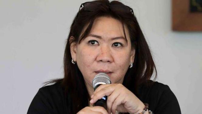 Legenda bulutangkis Indonesia, Susy Susanti.