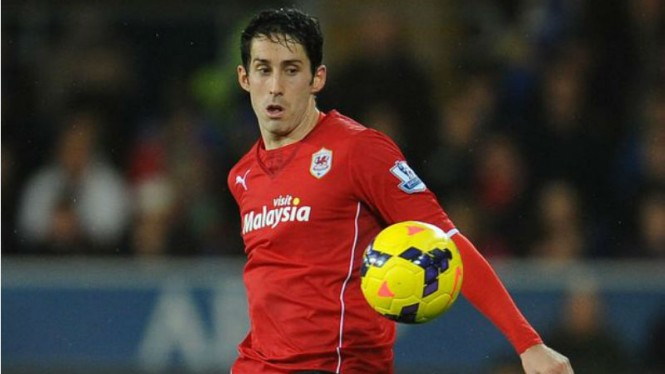 Eks gelandang Cardiff City dan Aston Villa, Peter Wittingham