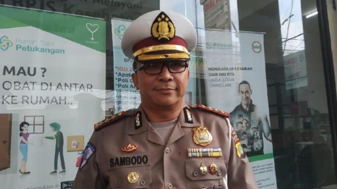 Dirlantas Polda Metro Jaya, Sambodo Purnomo Yogo