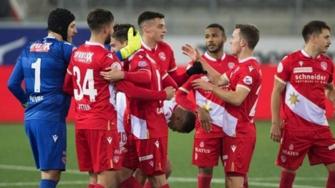 Klub Swiss, FC Sion