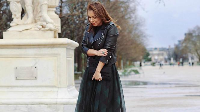 Istri Thiago Silva, Isabel beberkan mencekamnya kota Paris pasca wabahnya corona