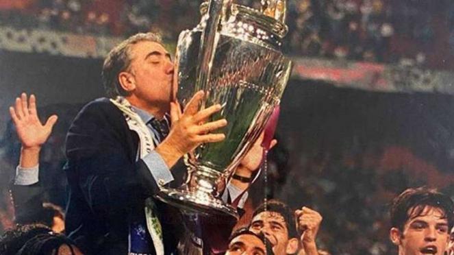 Mantan Presiden Real Madrid, Lorenzo Sanz.