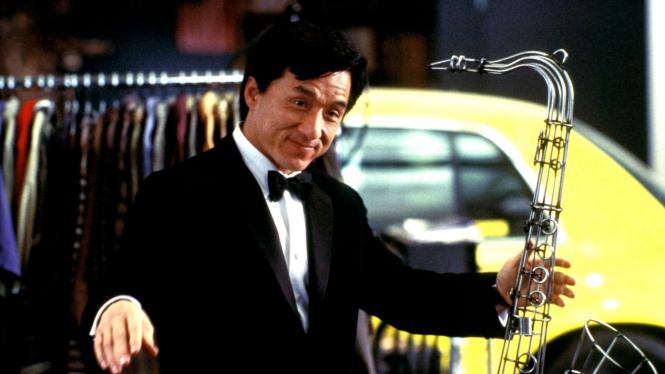 The Tuxedo.