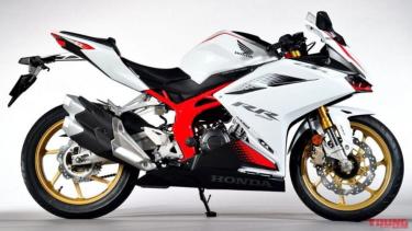 Honda CBR250RR edisi 2020.