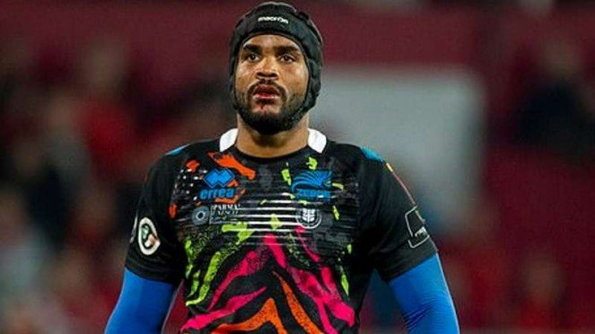 Bintang Rugby Italia, Maxime Mbanda