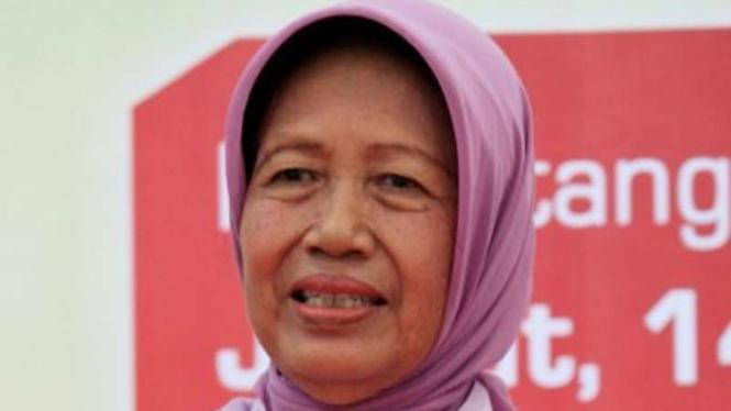 Ibunda Presiden Joko Widodo, Sudjiatmi Notomihardjo.