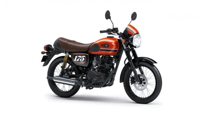 Kawasaki W175 Cafe edisi 2020