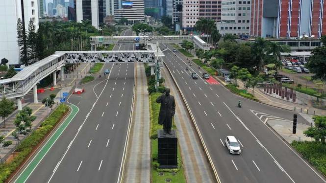 Image Result For Jakarta Lockdown Maret