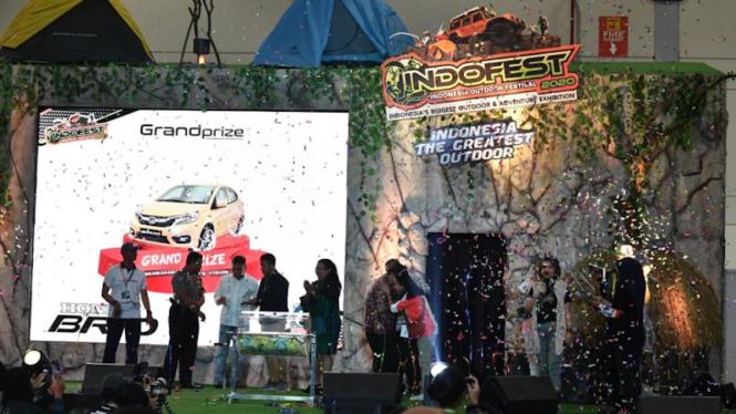 Indofest 2020.