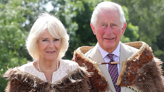Pangeran Charles dan Carmilla