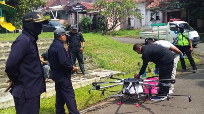 Perumahan Sentul City di Bogor, Jawa Barat