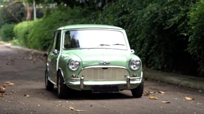 Mobil Morris Mini MK1
