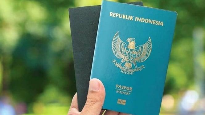 Ganti Paspor Lama Menjadi e-Paspor
