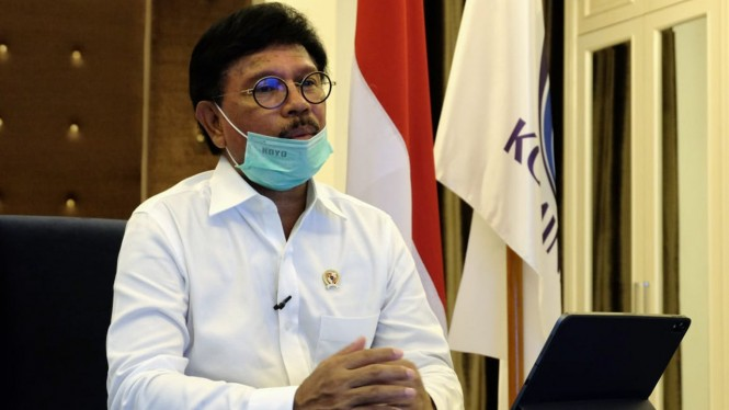 Kominfo susun Peta Jalan Indonesia Digital 2021-2024