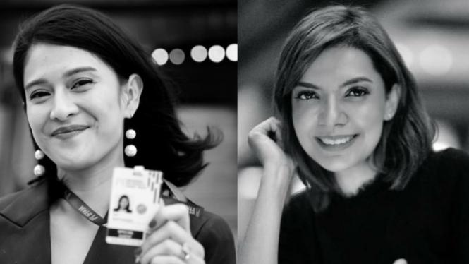 Dian Sastro dan Najwa Shihab Lelang Sneakers untuk Donasi COVID-19