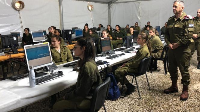 Unit 81 Israel.
