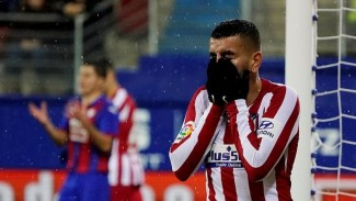 Bintang Atletico Madrid, Angel Correa