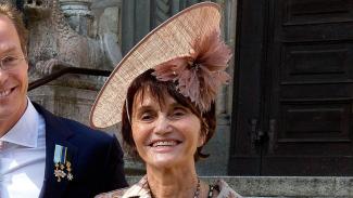 Putri Maria Teresa dari Spanyol.