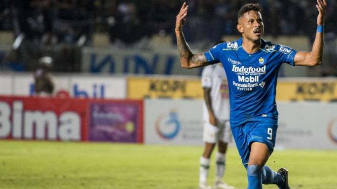 Bomber Persib Bandung, Wander Luiz.