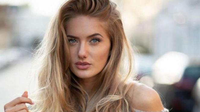 Atlet cantik asal Jerman, Alica Schmidt.