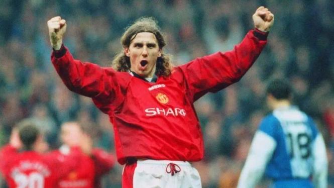 Eks bintang Manchester United, Karel Poborsky
