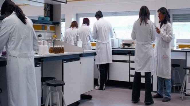Ilustrasi laboratorium untuk mendeteksi Virus Corona COVID-19.