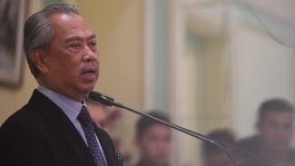 Perdana Menteri Malaysia Tan Sri Muhyiddin Yassin
