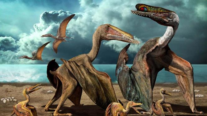 Pterosaurus.