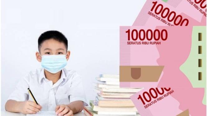 Dana BOS Regular Untuk Antisipasi Corona Di Sekolah