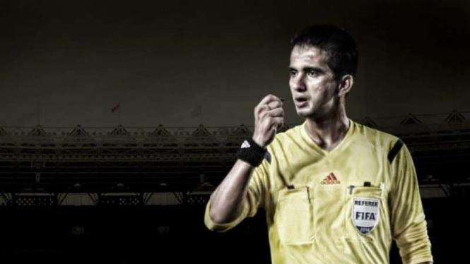 Wasit Indonesia lisensi FIFA, Thoriq Alkatiri