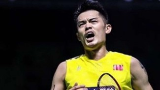 Tunggal putra China, Lin Dan.