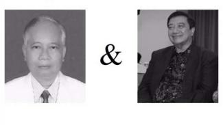 Dua dokter meninggal dunia akibat COVID-19.
