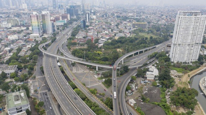 Pembatasan Sosial Berskala Besar (PSBB) di Jakarta