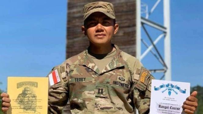 VIVA Militer: Kapten Inf Teddy Indra Wijaya