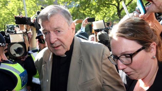 Kardinal George Pell Petinggi Vatikan Bebas dari Vonis Pelecehan Seks
