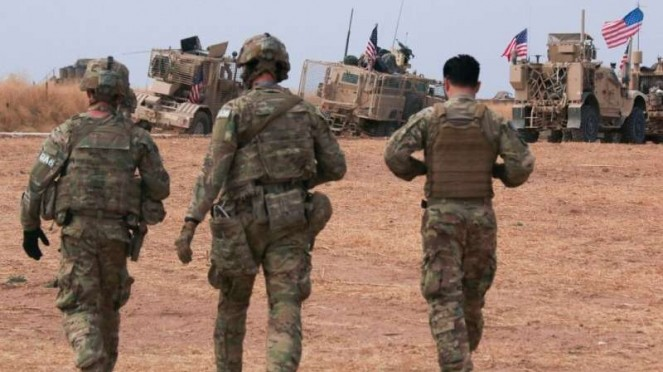 VIVA Militer: Personel militer AS di Suriah