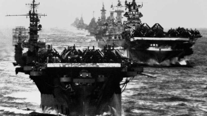 VIVA Militer: Armada Laut Jepang di Pertempuran Midway