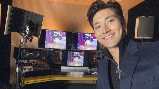 Choi Siwon Ungkap Isi Hatinya dalam Bahasa Indonesia