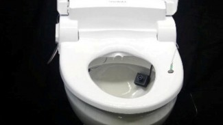 Toilet pintar.