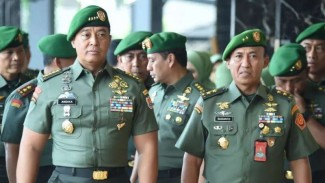 VIVA Militer: Kepala Staf Angkatan Darat (KASAD), Jenderal TNI Andika Perkasa