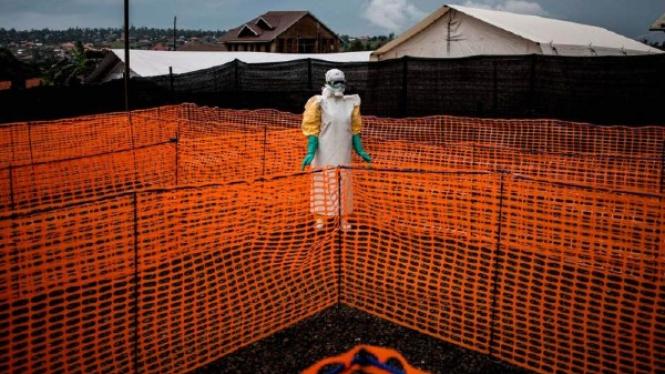 Virus Ebola di Kongo