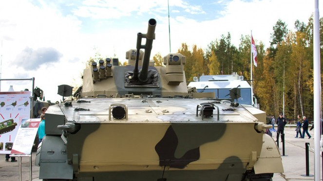 BMP-3M Dragun.